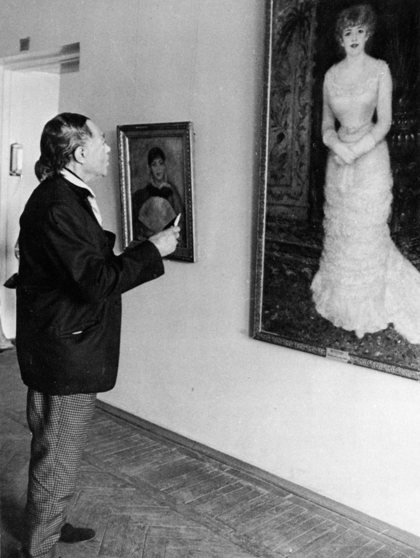 p. 233, When Duke meets Renoir…Musée de l'Ermitage, Leningrad, 1971, X, Coll. Philippe Baudoin