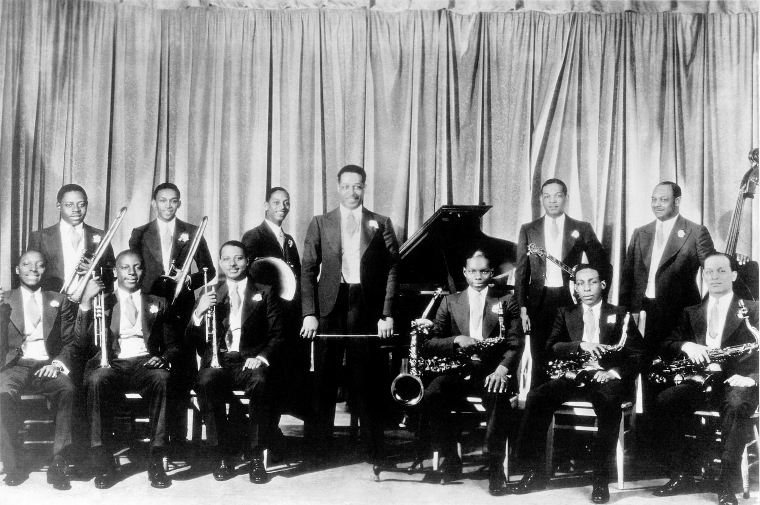 p. 100, Cotton Club, 1929, X, Coll. Philippe Baudoin