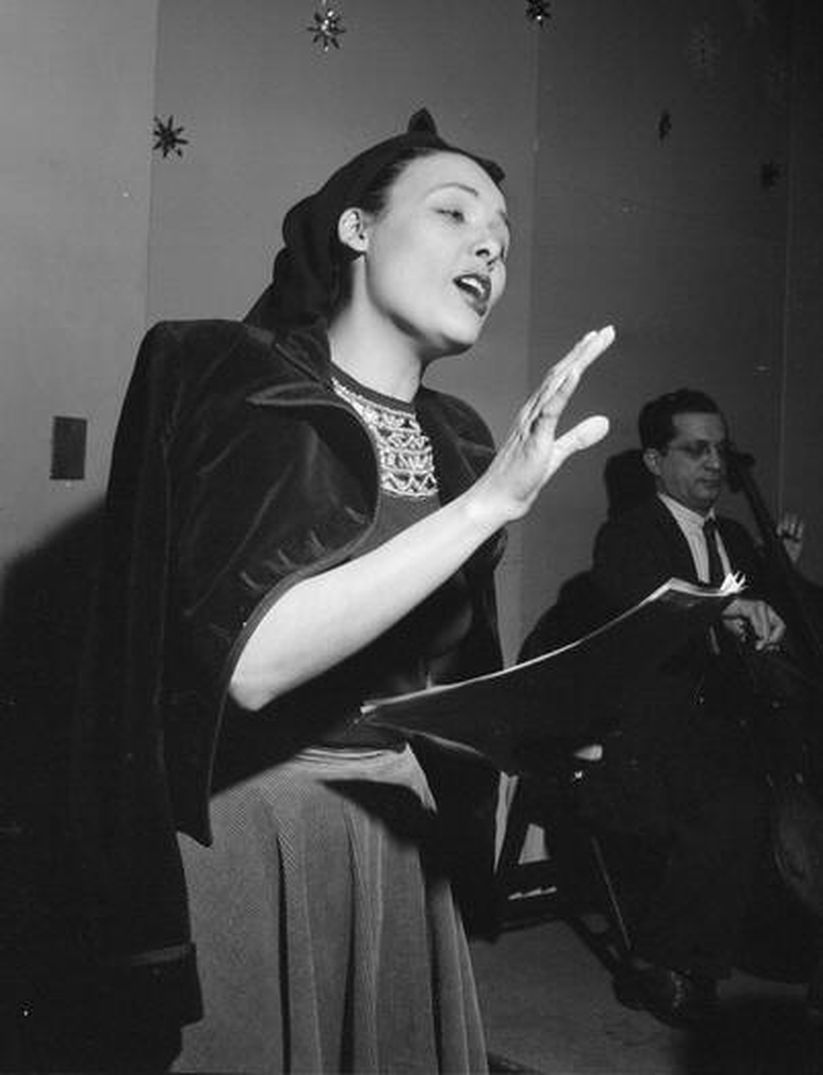 p. 182, Lena Horne, 1947, William Gottlieb
