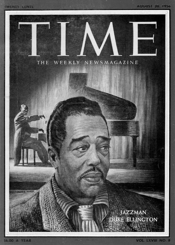 p. 209, Couverture de Time, 1956, , Coll. Philippe Baudoin