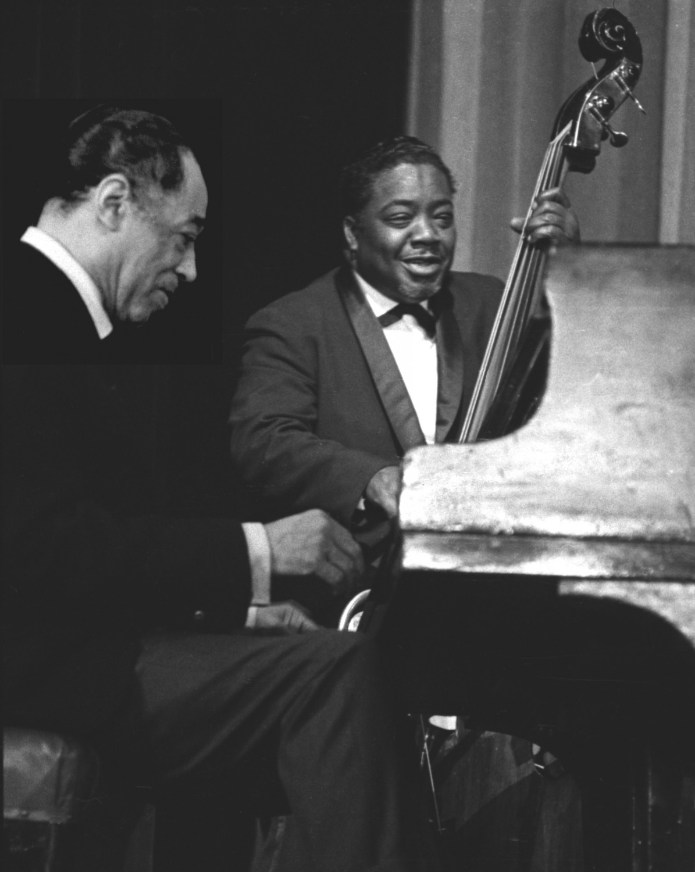p. 253, Avec Ernie Shepard, Olympia, Paris 1964, Jean-Pierre Tahmazian
