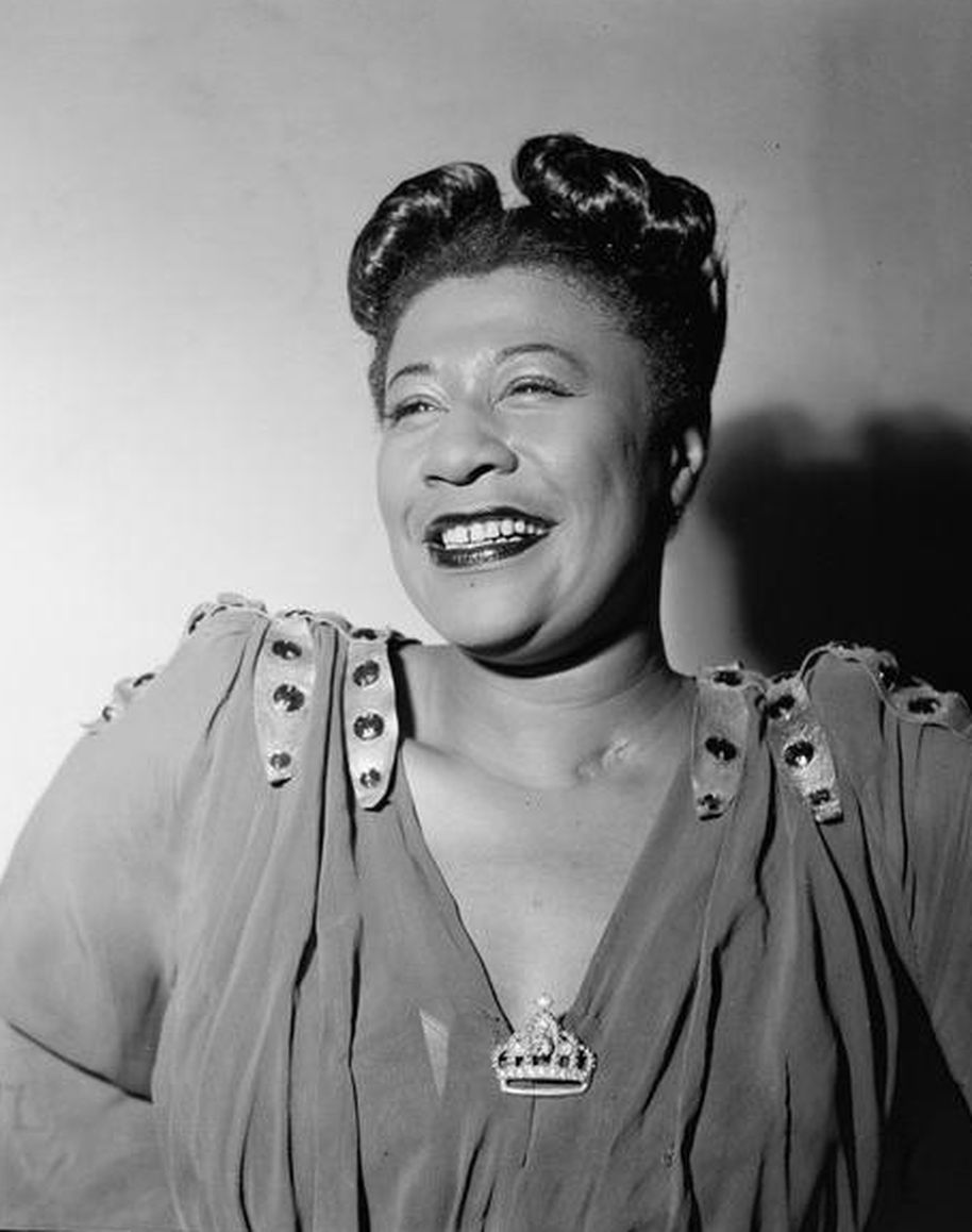 p. 258, Ella Fitzgerald, 1946, William Gottlieb