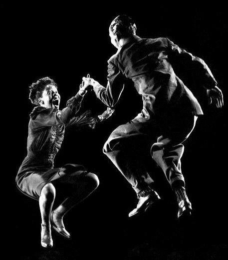 Conf Jazz dance