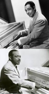Ellington vs Basie