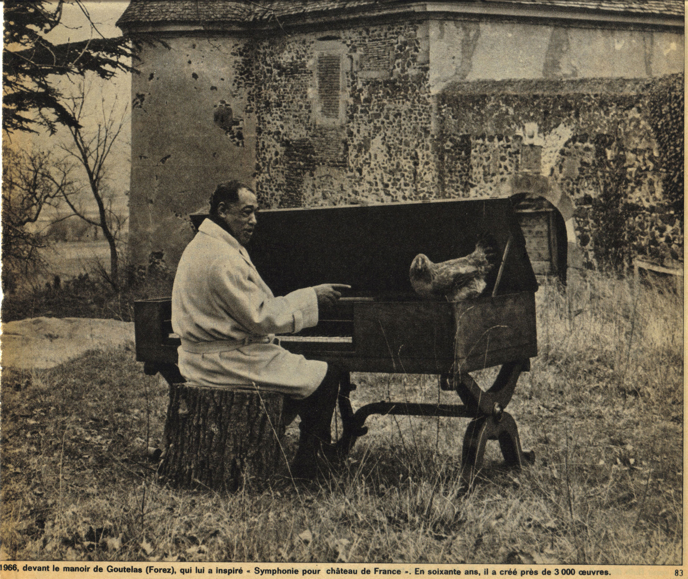 Goutelas1966 - coll. Claude Carrière