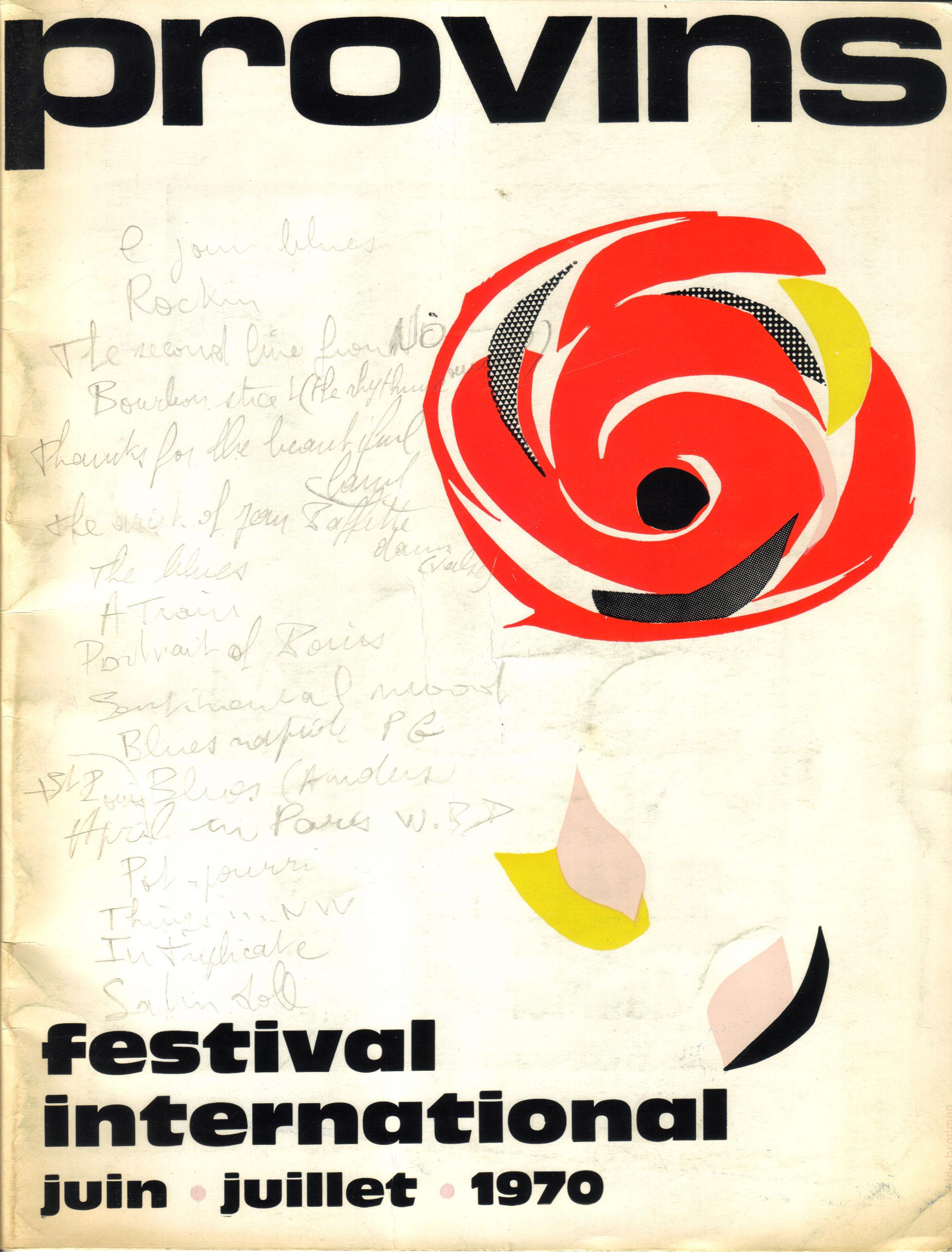 Provins 1970_ coll. et annotations Claude Carrière