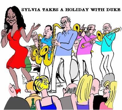 Sylvia Concert Marcounet