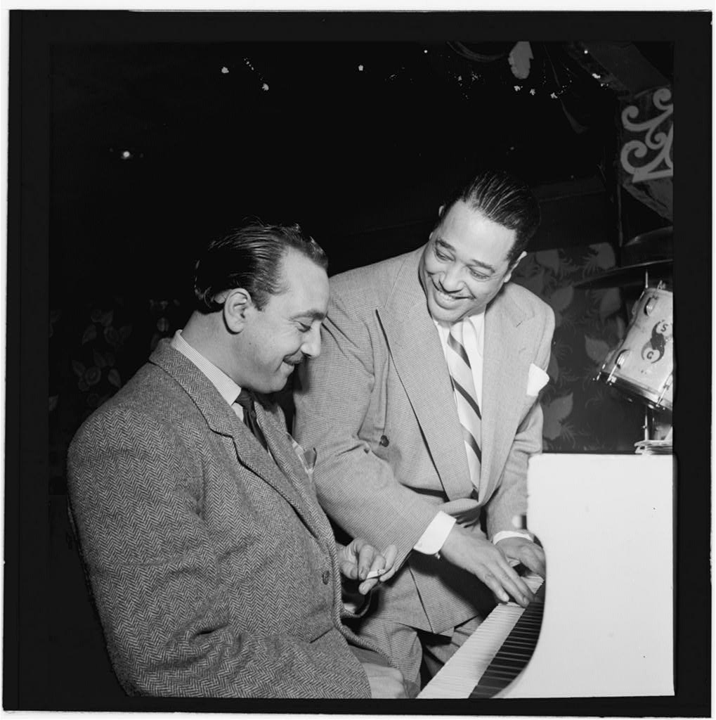 gottlieb_DE Django Reinhardt Aquarium NYC Nov 1946_2