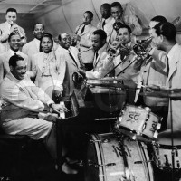 The Duke Ellington Orchestra performs