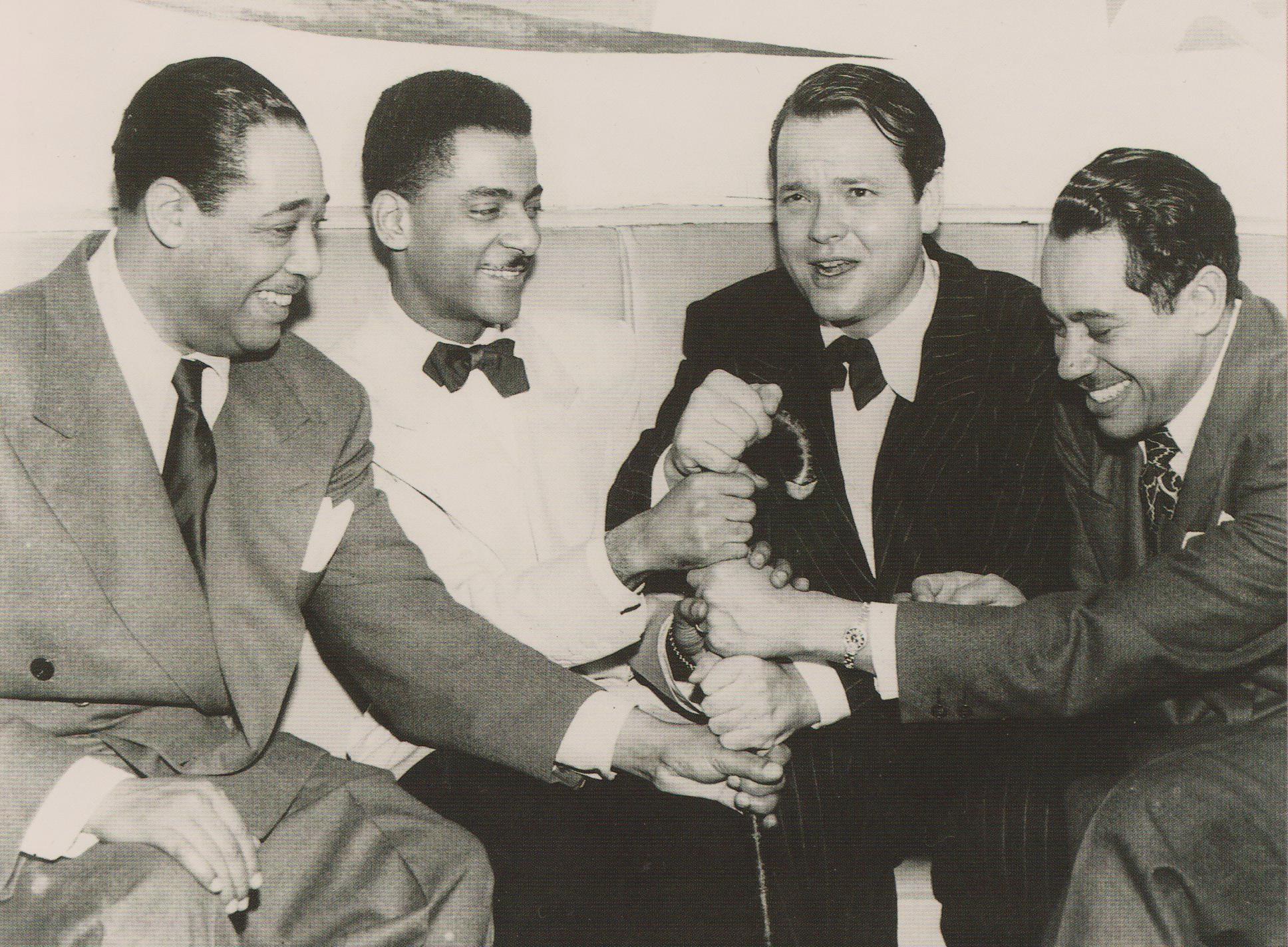 T Wilson O Welles C Calloway 1943 Café Society NY