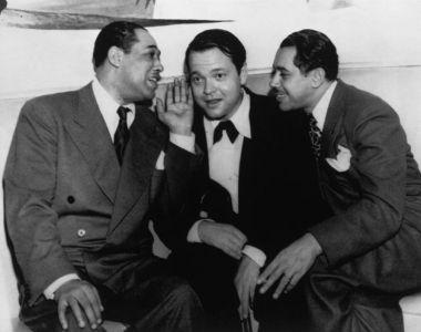 Duke, Orson et Cab