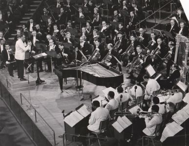 London Symphony Ochestra 19 fev 1967_Coll. Claude Carriere